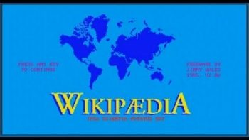 What Wikipedia Would Have Looked Like In The 1980's
