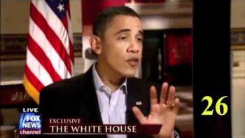 Bill O'Rielly Interrupting President Obama Montage