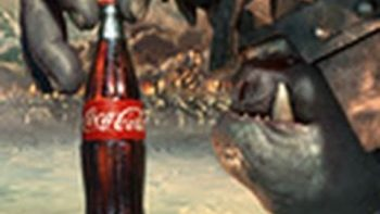 Coca Cola Fire Breathing Dragon Super Bowl 2011 Commercial