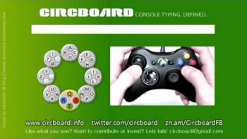 Typing With XBox Controller On A Console