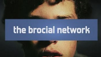 Frat Boys Bro-Social Network Spoof