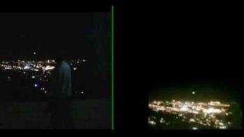 UFO Over Jerusalem Israel And Utah 1/29/11