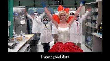Science Lab Lady Gaga Bad Romance Spoof