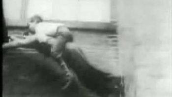 1930's Black And White PK Parkour