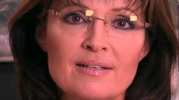 Sarah Palin Breathing