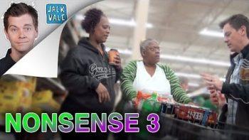 Nonsense At Walmart