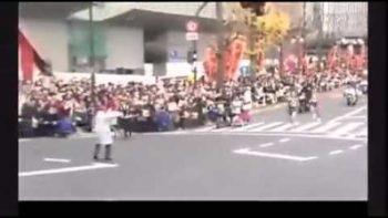 Japanese Runner Takes Wrong Turn