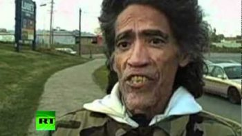 Homeless Man With Perfect Radio Voice Ted Williams