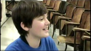 Greyson Chance Paparazzi With PS22 Chorus