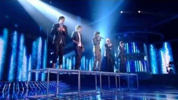 One Direction All You Need Is love – The X Factor