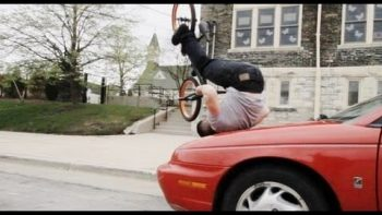 Original Bike Tricks By Tim Knoll