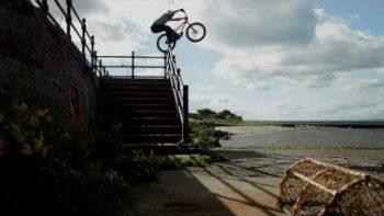 Danny MacAskill BMX Tricks From Edinburgh To Dunvegan