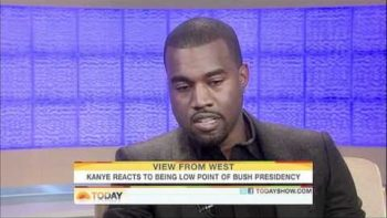 Kanye West, George Bush Auto Tune Remix Interview