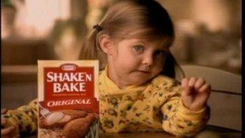 Taylor Momsen Shake N Bake Commercial