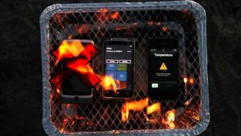 Android, Windows 7, iPhone Grilled