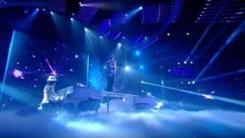 Aiden Grimshaw Rocket Man – The X Factor 2010 Live