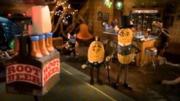 Planters Nutcracker Christmas Commercial