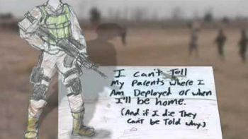 Soldier Postcard Secrets