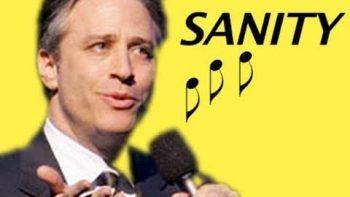 Jon Stewart Speech Auto Tuned – Rally To Restore Sanity/Fear