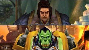 Zerg Attacks World Of Warcraft
