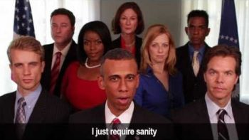 Obama A Model Modern U.S. President Spoof Modern Major General