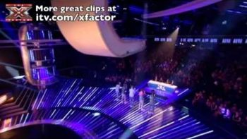 One Direction Nobody Knows – The X Factor 2010 Live 10/23/10