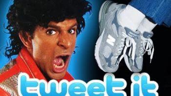 Twitter Beat It Spoof – Tweet It iPad VS iPhone