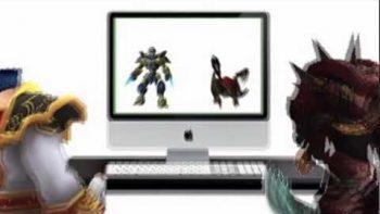 Protoss VS Zerg, Apple Mac VS PC Spoof