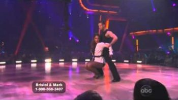 Bristol Palin Mark Ballas – Umbrella – Dancing with the Stars Week4