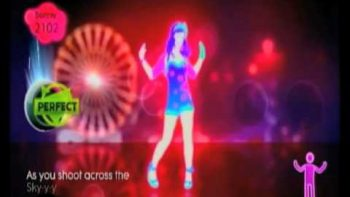 Katy Perry Just Dance 2 Fireworks Trailer