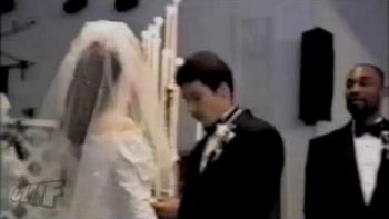 Groom Faints At Wedding Reception