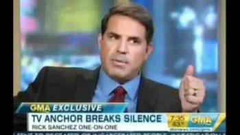 Rick Sanchez Explains John Stewart Bigot, Anti-Semetic Remarks On ABC's Good Morning America