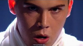 Aiden Grimshaw Mad World – The X Factor 2010 Live Show