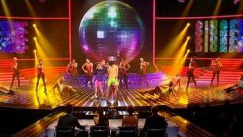 Diva Fever Sunny – The X Factor 2010 Live Show