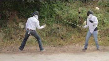 Idiot Fencing