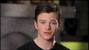 Chris Colfer GLEE Star It Gets Better Message