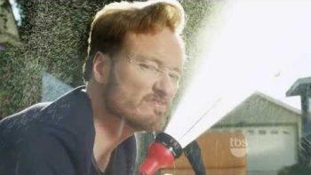 Conan O'Brien Sexy Soap Desk Wash Conan TBS Promo