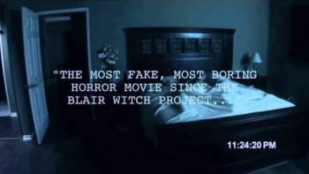 Paranormal Activity 2 Trailer SPOOF