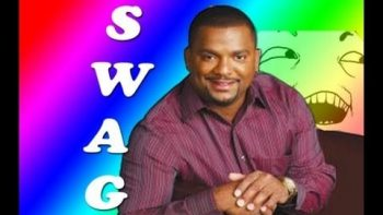 Fresh Prince Carlton Banks Dances The Teach Me How To Dougie Dance