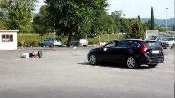 Volvo Pedestrian Avoidance Test Fail