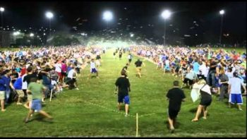 World's Largest Water Balloon Fight 2010 – University Of Kentucky