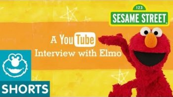 Elmo Youtube Interview