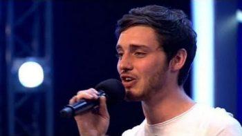 Tobias Sumpton Sings Your Song – X Factor 2010