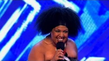 Yuli Minguel Sings Fool In Love- X Factor 2010