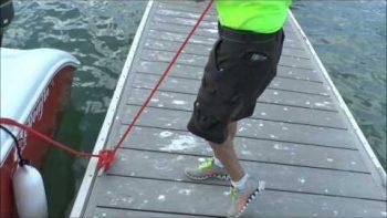 The Best Dock Line Handler