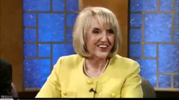 Jan Brewer Embarrasses Herself On Television