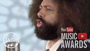 Reggie Watts Rick Rolled