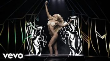 Lady Gaga Applause Music Video
