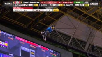 Teen Completes First Ever 1080 At XGames