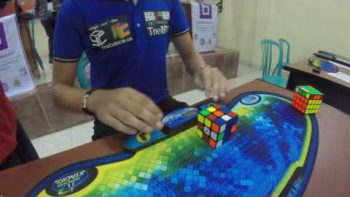 The New Rubik's Cube World Record